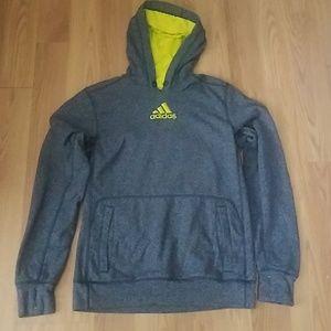 Adidas men pullover hoodie